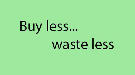Buy Less